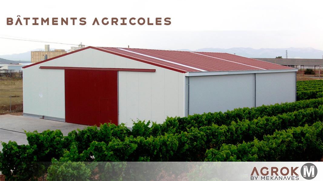 Bâtiments agricoles