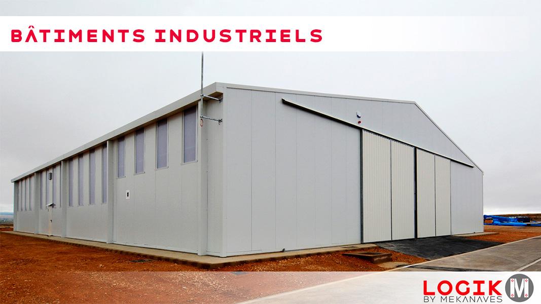Bâtiments industriels